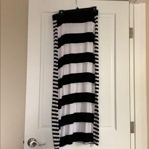 Michael Kors, maxi skirt-elastic waistband
